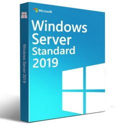 Windows Server Standard 2019 634-BSFX