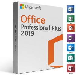 Microsoft Office Pro Plus 2019 Retail 79P-05729 ESD