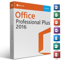 Microsoft Office Pro Plus 2016 79P-05552 ESD