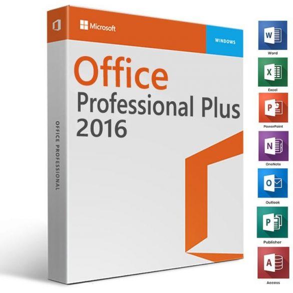 Microsoft Office Pro Plus 2016 79P-05552 ESD