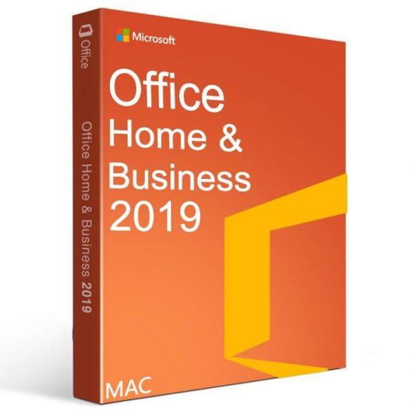 Microsoft Office Home Business 2019 MAC EU