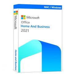 Microsoft Office Home and Business 2021 PC/MAC Elektronikus licensz
